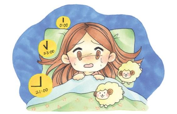 睡眠不足と心の関係 | DRP